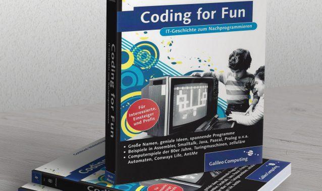 Gottfried Wolmeringer - Coding for Fun
