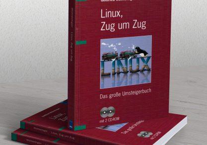 Gottfried Wolmeringer - Linux Zug um Zug