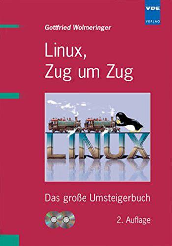 Linux - Zug um Zug - Cover